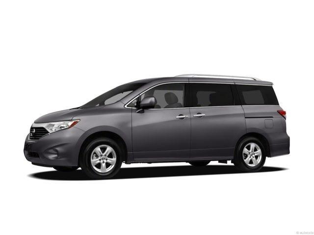 Photo Pre-Owned 2012 Nissan Quest SV CVT Van in Jacksonville FL