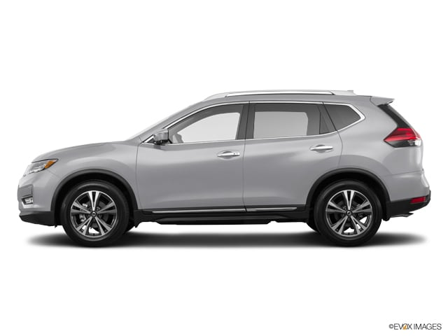 Photo Used 2017 Nissan Rogue SL SUV in Fairfield CA