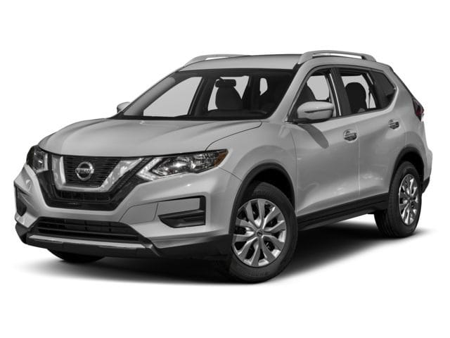 Photo Used 2017 Nissan Rogue SV SUV in Fairfield CA