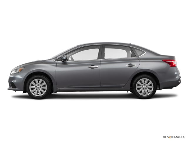 Photo Used 2017 Nissan Sentra SV Sedan in Fairfield CA
