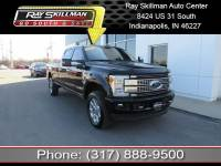 Pre-Owned 2017 Ford F-350 PLATINUM 4WD