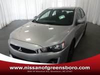Pre-Owned 2017 Mitsubishi Lancer ES Sedan in Greensboro NC