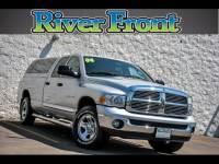 2004 Dodge Ram 1500 Laramie Quad Cab Long Bed 4WD Truck Quad Cab