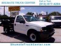 2003 Ford F-250 8' Flatbed