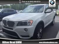 2013 BMW X3 xDrive28i xDrive28i SAV All-wheel Drive