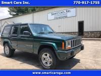 2000 Jeep Cherokee Limited 4-Door 2WD