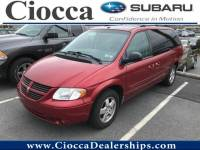 Used 2007 Dodge Grand Caravan SXT for Sale in Allentown near Lehigh Valley
