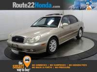2005 Hyundai Sonata GLS Special Value Sedan Front Wheel Drive