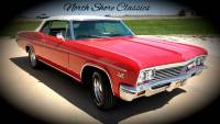 1966 Chevrolet Impala -SUPERSPORT- CONVERTIBLE - BIG BLOCK 454-
