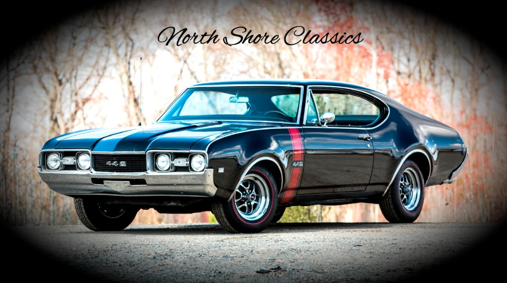 Photo 1968 Oldsmobile 442 -CLASSIC MUSCLE CAR