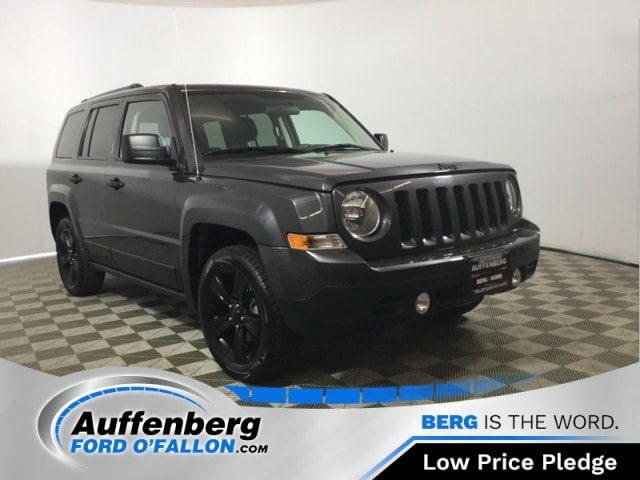 Photo Certified Used 2015 Jeep Patriot Sport SUV I4 DOHC 16V Dual VVT for sale in OFallon IL
