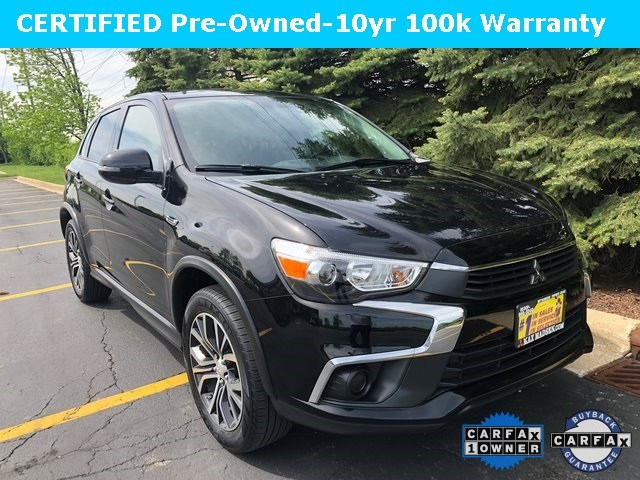 Photo Used 2016 Mitsubishi Outlander Sport For Sale  Downers Grove IL