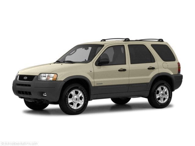 Photo 2004 Ford Escape 4dr 103 WB XLT in Salem, OR