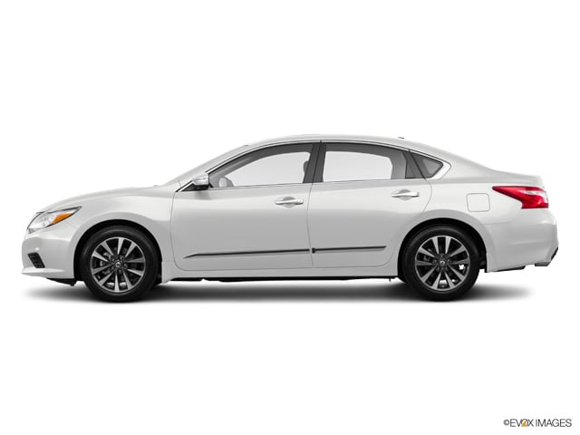 Photo Used 2017 Nissan Altima 2.5 SV Sedan in Fairfield CA
