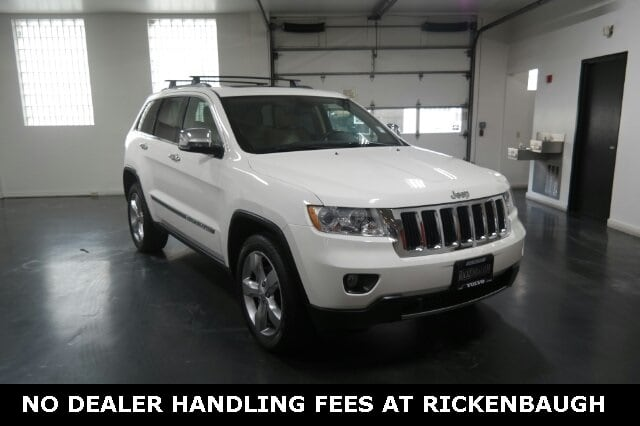 Photo 2012 Jeep Grand Cherokee Limited 4x4 SUV in Denver CO
