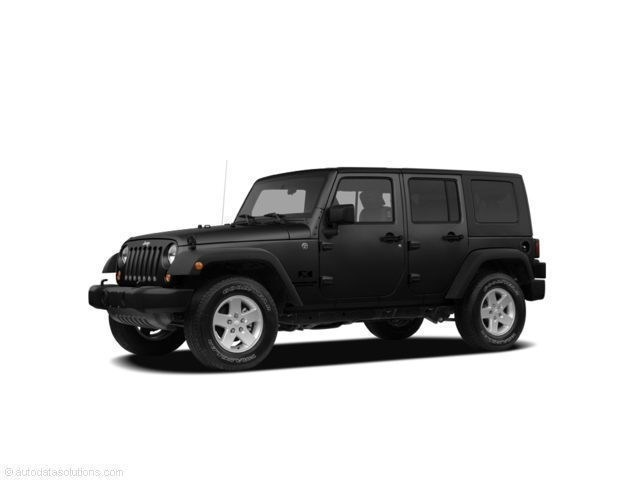 Photo Used 2007 Jeep Wrangler Unlimited Rubicon SUV for sale Hazelwood