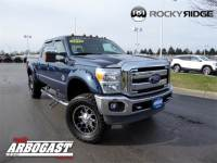 Pre-Owned 2013 Ford F-350SD Lariat Rocky Ridge Lifted Diesel Truck 4WD