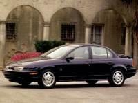 1996 Saturn SL2 Base Sedan Front-wheel Drive