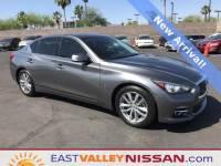 Used 2015 INFINITI Q50 Premium 4dr Car in Mesa