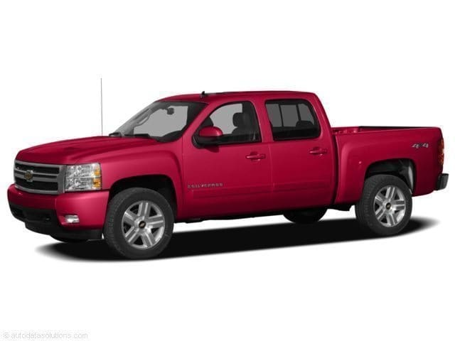 Photo 2010 Chevrolet Silverado 1500 4WD Crew Cab 143.5 LTZ Crew Cab Pickup for Sale in Mt. Pleasant, Texas