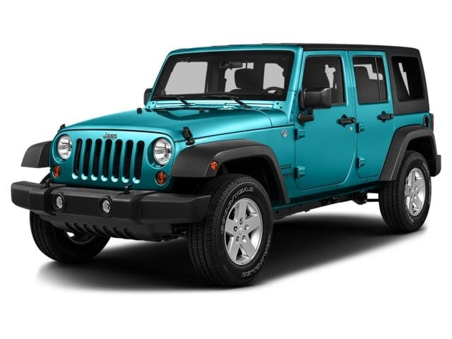 Photo Used 2016 Jeep Wrangler Unlimited Sport SUV For Sale Near San Jose, CA