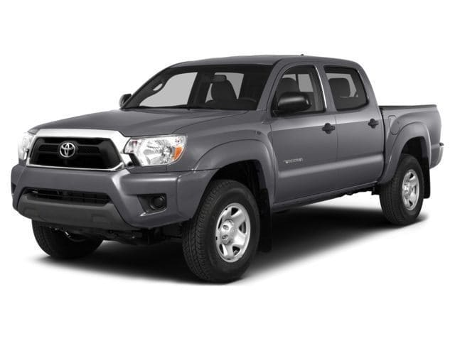 Photo 2014 Toyota Tacoma 4WD Double Cab V6 AT