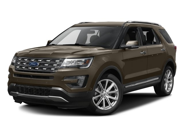 Photo Pre-Owned 2016 Ford Explorer Limited With Navigation  4WD For Sale in Amarillo, TX