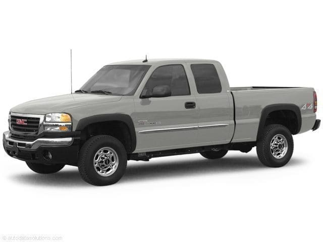 Photo Pre-Owned 2004 GMC Sierra 2500HD Truck Extended Cab in Greensboro NC