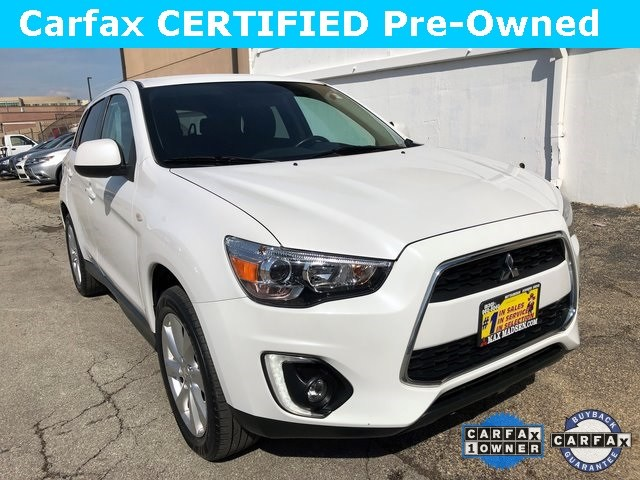 Photo Used 2015 Mitsubishi Outlander Sport For Sale  Downers Grove IL