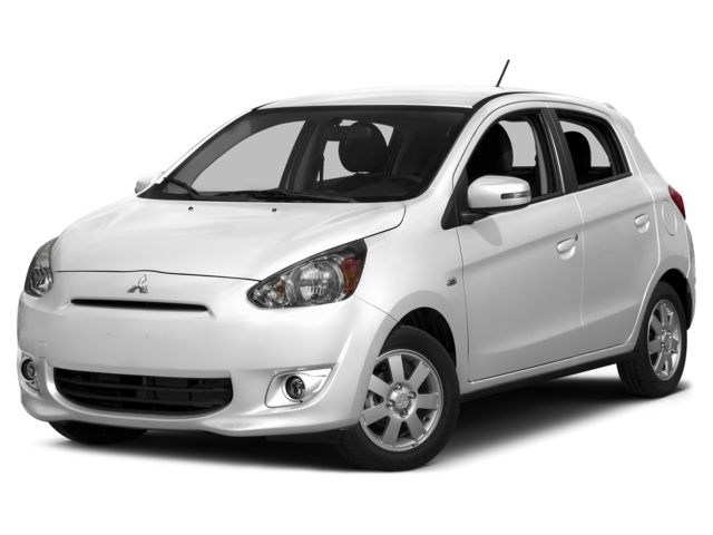 Photo Used 2015 Mitsubishi Mirage DE Hatchback for sale in Carrollton, TX