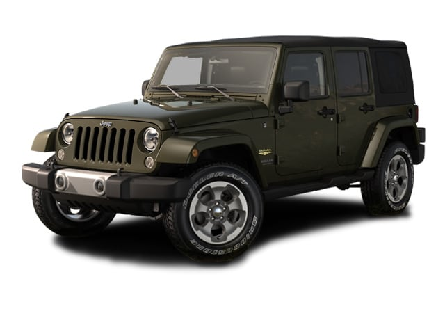 Photo 2015 Jeep Wrangler Unlimited 4WD 4dr Sahara Sport Utility in White Plains, NY