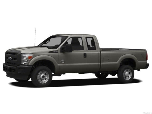 Photo Used 2012 Ford F-350SD Truck Power Stroke V8 DI 32V OHV Turbodiesel in Red Hill, PA