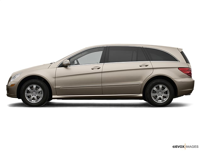 Photo Used 2007 Mercedes-Benz R-Class Base For Sale  Greensboro NC  7A053553