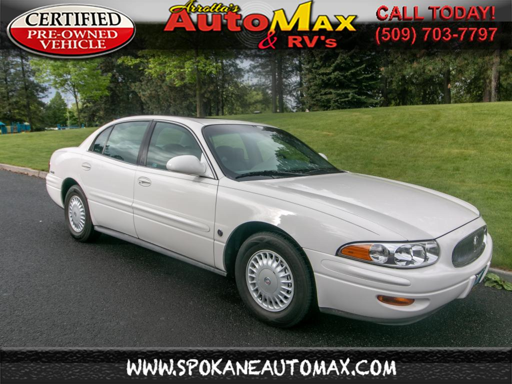 Photo 2001 Buick LeSabre Limited 3.8L V6 Front Wheel Drive