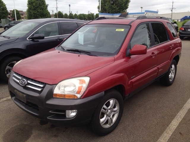 Photo Used 2006 Kia Sportage For Sale in Monroe OH