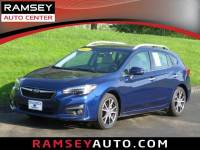 Certified Pre-Owned 2017 Subaru Impreza AWD 2.0i Limited 5-Door CVT near Des Moines, IA