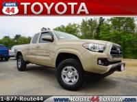 Used 2016 Toyota Tacoma SR5 Truck RWD in Raynham MA