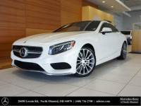 Certified Pre-Owned 2015 Mercedes-Benz S-Class S 550 Sport AWD 4MATIC®