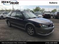 2006 Subaru Impreza Outback Sport Outback Sport Wagon
