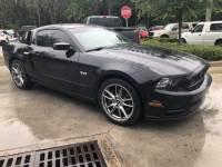 2013 Ford Mustang Coupe V-8 cyl