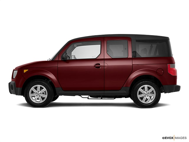 Photo Used 2008 Honda Element EX For Sale in Sunnyvale, CA