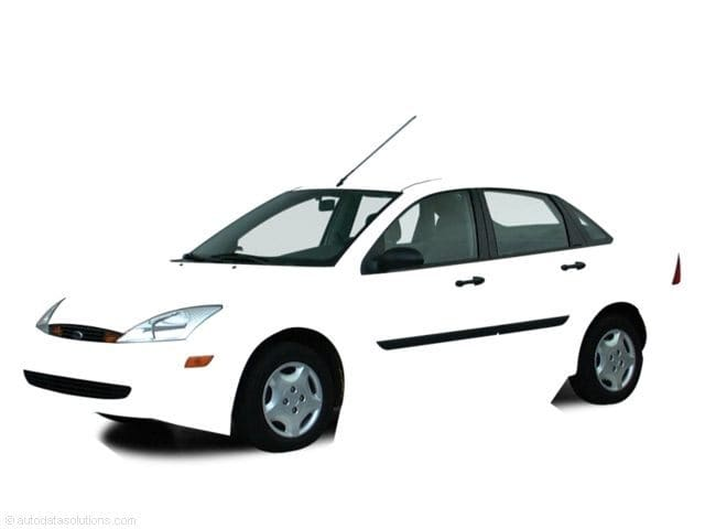 Photo Used 2000 Ford Focus LX in Harlingen, TX