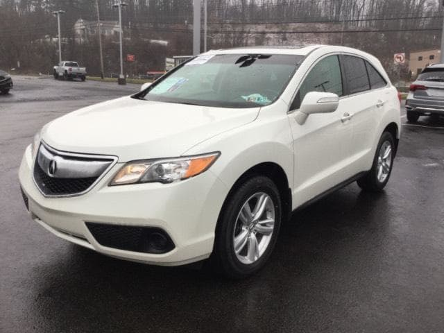 Photo Pre-Owned 2014 Acura RDX in Greensburg, PA