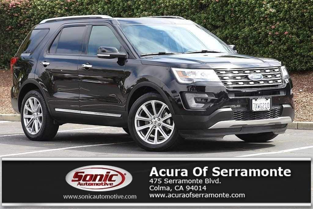 Photo Used 2017 Ford Explorer Limited For Sale in Colma CA  Stock RHGC68818  San Francisco Bay Area