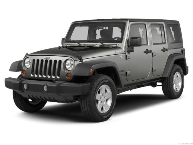 Photo 2013 Jeep Wrangler Unlimited Rubicon 10th Anniversary SUV For Sale in Conway