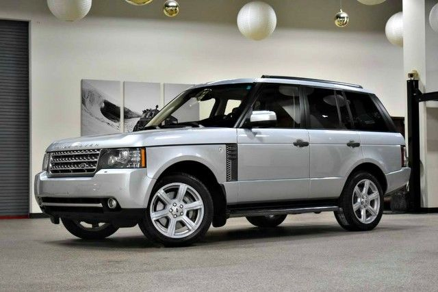 Photo 2010 Land Rover Range Rover Autobiography Supercharged