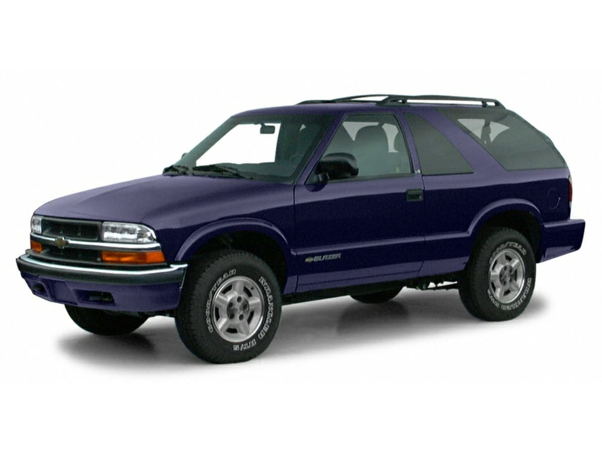 Photo Used 2001 Chevrolet Blazer For Sale  Bel Air MD