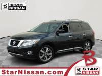 Certified Pre-Owned 2015 Nissan Pathfinder Platinum 4WD