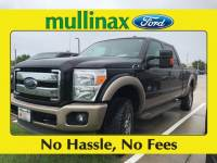 Used 2012 Ford F-250 King Ranch Truck Crew Cab V-8 cyl in Kissimmee, FL