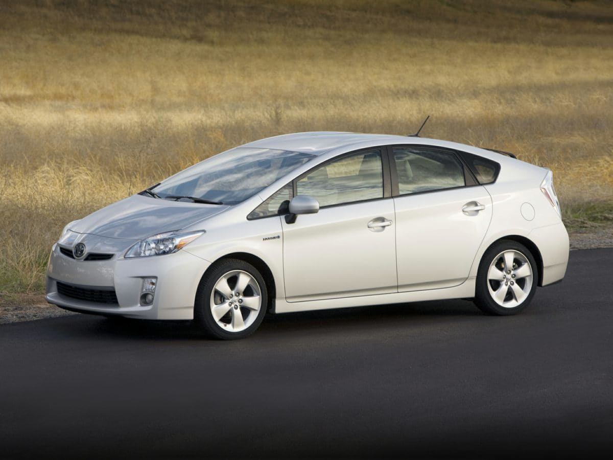 Photo Used 2011 Toyota Prius Four Hatchback FWD For Sale in Houston